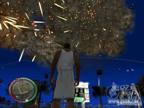 RAIN OF BOXES pour GTA San Andreas septième écran