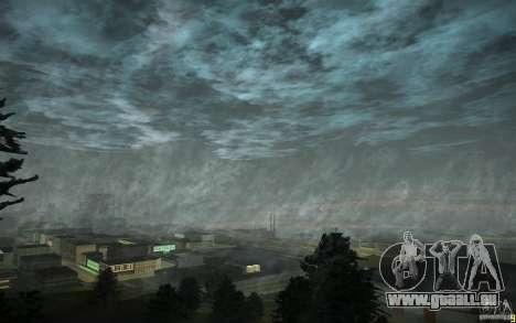 Timecyc pour GTA San Andreas deuxième écran