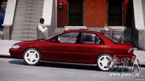 Opel Omega 1996 V2.0 First Public pour GTA 4 est une gauche