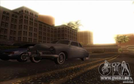 Mercury Coupe 1949 v1.0 für GTA San Andreas