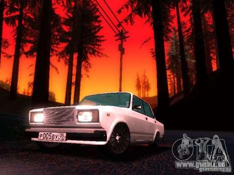 VAZ 2107 Lambo pour GTA San Andreas