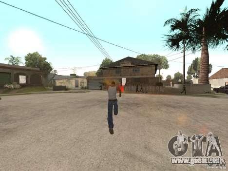 Awesome .IFP V3 für GTA San Andreas fünften Screenshot