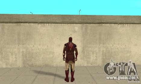 Ironman Mod für GTA San Andreas dritten Screenshot