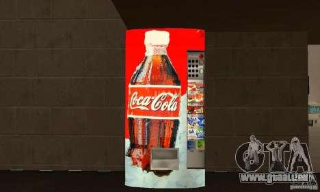 Cola Automat 1 pour GTA San Andreas