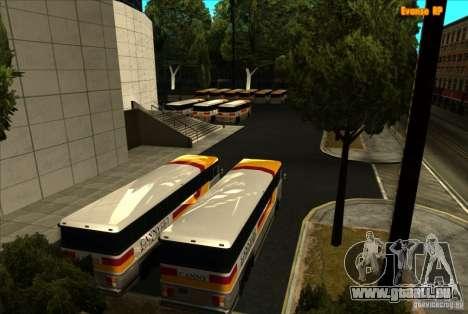 ENB SA: MP für mittelgroße laptops für GTA San Andreas fünften Screenshot