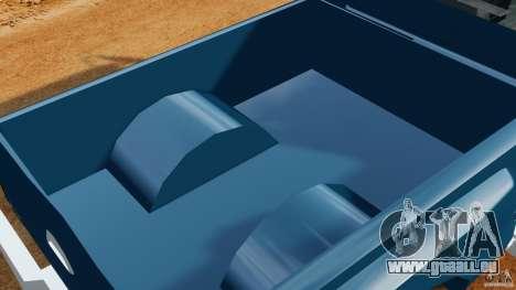 Ford F-650 XLT Superduty für GTA 4 Seitenansicht