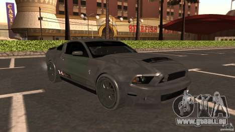 Shelby Mustang 1000 pour GTA San Andreas