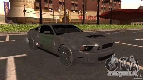 Shelby Mustang 1000 für GTA San Andreas