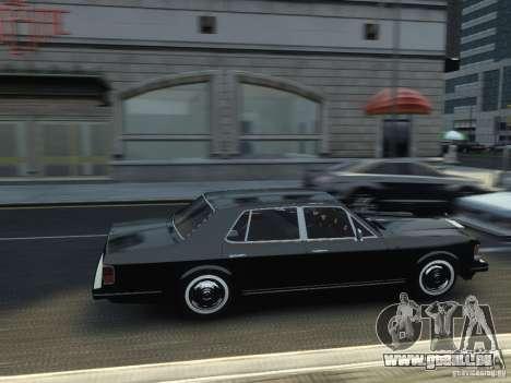 Rolls-Royce Silver Spirit 1990 pour GTA 4 est un droit