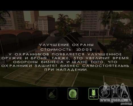 Great Theft Car V1.0 pour GTA San Andreas dixième écran
