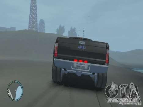 Ford F-350 2008 v2.0 pour GTA 4 est un droit