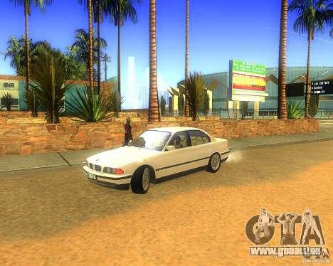 BMW 735i für GTA San Andreas