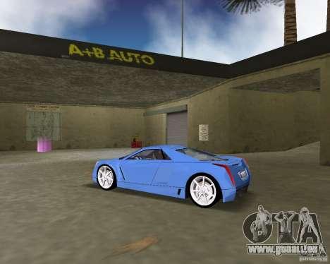 Cadillac Cien für GTA Vice City linke Ansicht