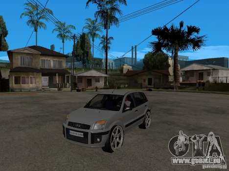Ford Fusion 2009 pour GTA San Andreas