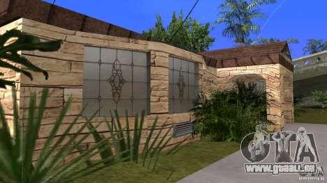 Neue Texturen von Häusern und Garagen für GTA San Andreas her Screenshot