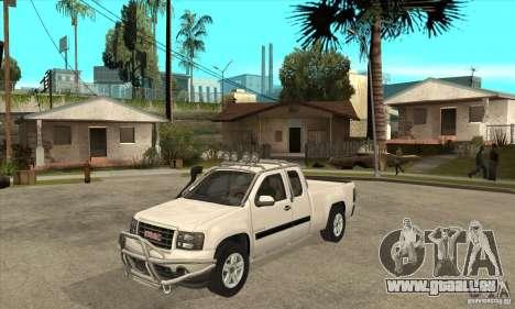 GMC Sierra pour GTA San Andreas