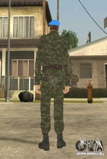 VDVšnik für GTA San Andreas dritten Screenshot