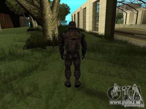 Mitglied der Auffassung von s.t.a.l.k.e.r. für GTA San Andreas zweiten Screenshot