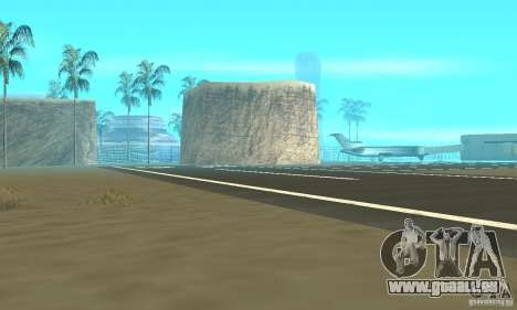 Island of Dreams V1 für GTA San Andreas zweiten Screenshot