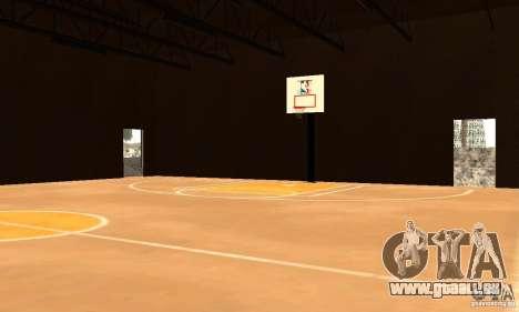 Basketball Court v6.0 pour GTA San Andreas