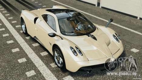 Pagani Huayra 2011 v1.0 [RIV] pour GTA 4
