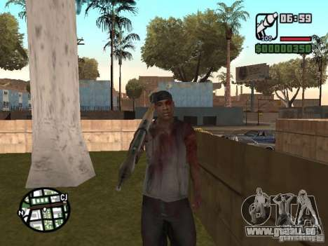Markus young für GTA San Andreas siebten Screenshot