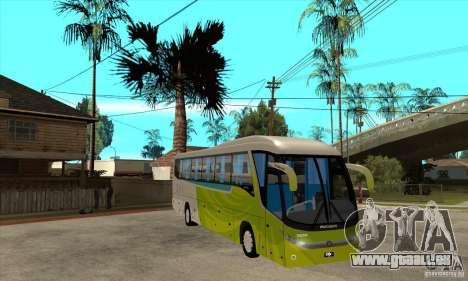 Marcopolo Viaggio G7 1050 Santur pour GTA San Andreas vue arrière