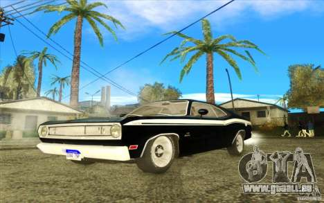Plymouth Duster 340 1971 pour GTA San Andreas