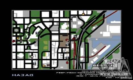 Guerre aérienne pour GTA San Andreas huitième écran