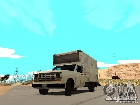 New Benson pour GTA San Andreas