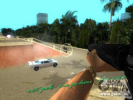 New Reality Gameplay für GTA Vice City
