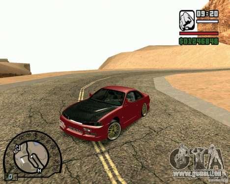 Nissan Silvia S14 DoRiftar für GTA San Andreas