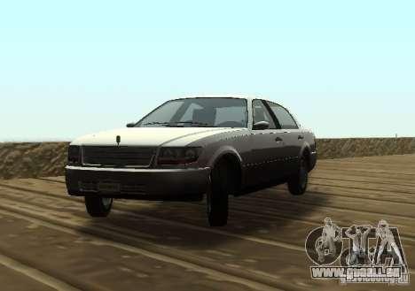 Washington de GTA IV pour GTA San Andreas