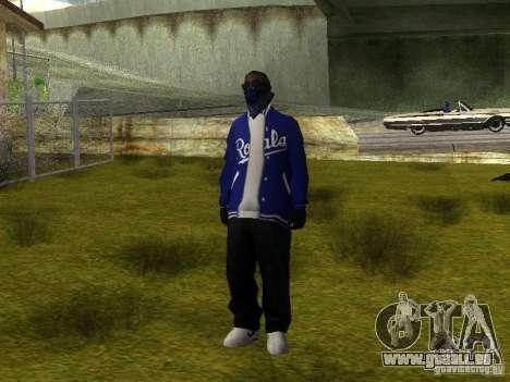 Crips pour GTA San Andreas septième écran