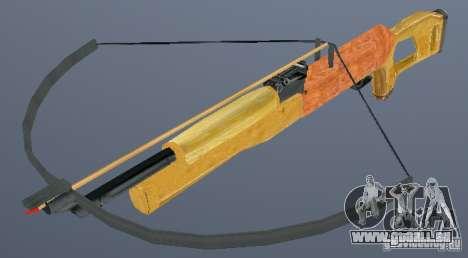 Armbrust für GTA San Andreas dritten Screenshot