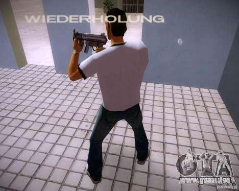 MP5K für GTA Vice City dritte Screenshot