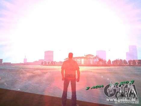 Nouveaux effets pour GTA Vice City