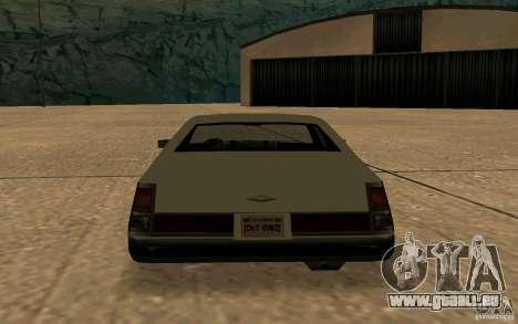 FBI Washington für GTA San Andreas rechten Ansicht