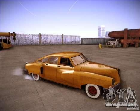 Walker Rocket für GTA San Andreas linke Ansicht