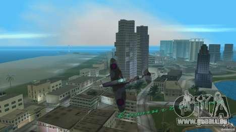 Spitfire Mk IX pour GTA Vice City