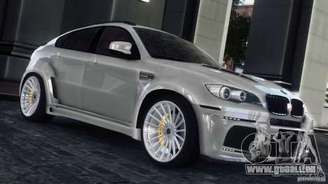 BMW X6 Hamann für GTA 4