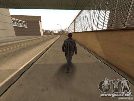 Max Payne pour GTA San Andreas deuxième écran