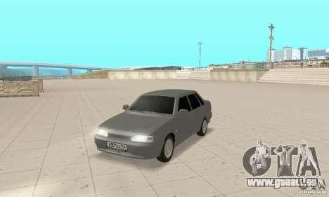 VAZ 2115 TUN für GTA San Andreas