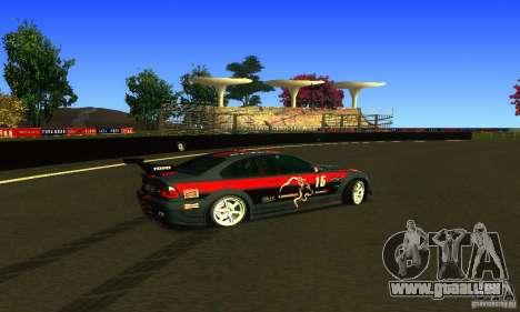 F1 Shanghai International Circuit für GTA San Andreas siebten Screenshot