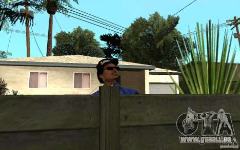 Crips 4 Life pour GTA San Andreas deuxième écran