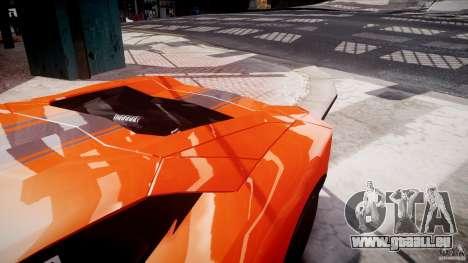 Lamborghini Aventador LP700-4 2011 [EPM] pour le moteur de GTA 4