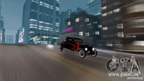 Smith 34 Hot Rod für GTA 4 Rückansicht
