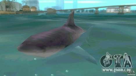 Shark Boat für GTA Vice City