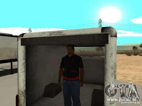 New Benson für GTA San Andreas rechten Ansicht
