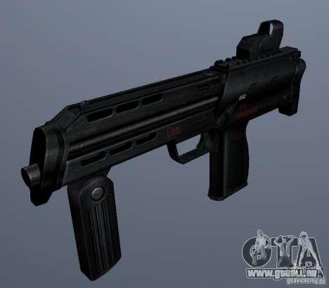 MP7 pour GTA San Andreas